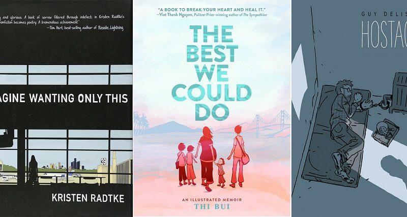 Las 8 mejores novelas gráficas del 2017