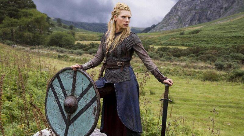 Conoce la sorprendente historia de Lagertha, la esposa de Ragnar Lodbrok