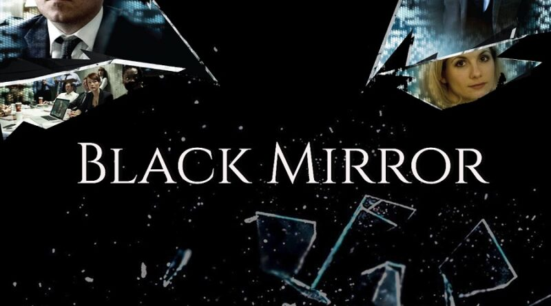 Esta es la razón que explica por qué 'Black Mirror' se llama así