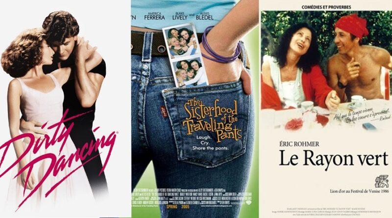 15 películas identificadas con el verano