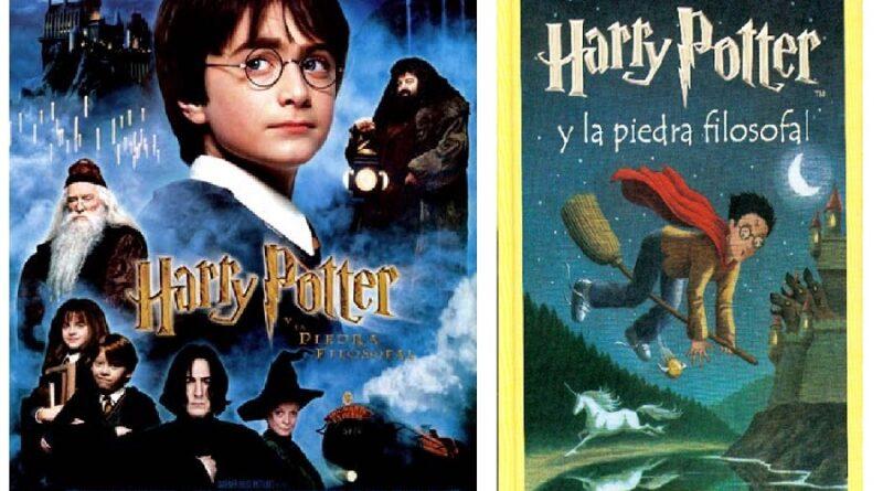 01 Por que las diferencias entre una pelicula y el libro no son relevantes