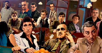 11 películas en donde la mafia es la protagonista de la historia