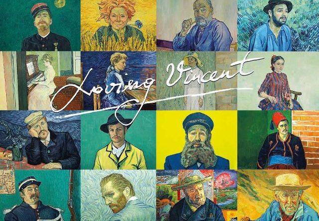 """Cómo se logró la primera película en óleo, """"Loving Vincent"""""""