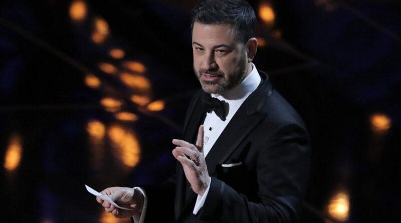 Las 13 frases más memorables de Jimmy Kimmel en los Oscar 2018