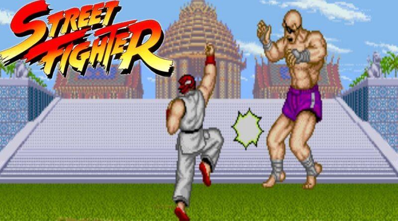 'Street Fighter' el origen de este exitoso videojuego que cumple tres décadas