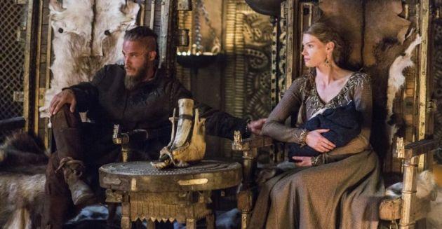02 Vikings La historia poco conocida de Ragnar y Aslaug