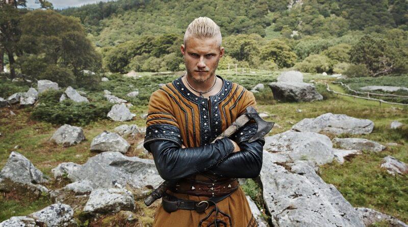 02 Vikings Quien fue Bjorn Ragnarsson Mas conocido como Bjorn, brazo de hierro