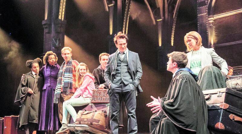 02 Harry Potter 5 series que podrian llevarse a la TV y serian un exito