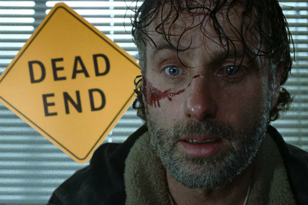 Rick Grimes abandona The Walking Dead tras la novena temporada