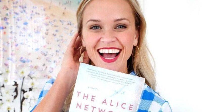 01 HBO y Reese Witherspoon animan a la gente a mantener habitos de lectura