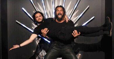 Jason Momoa regresa a 'Game of Thrones' para una gran despedida