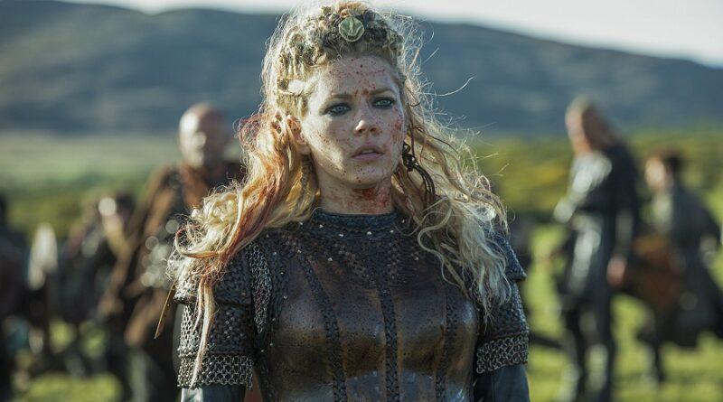 01 Lagertha le dira adios a Vikings en la sexta temporada