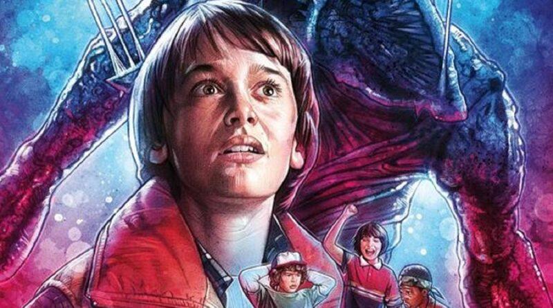04 Stranger Things Asi es el comic de la serie de Netflix