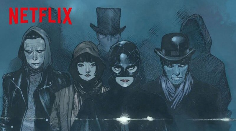 'The Magic Order', el primer cómic que Netflix lleva al streaming