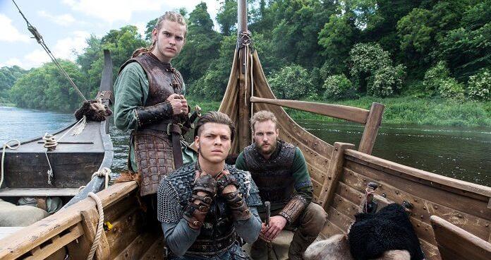 04 Vikings renueva para una sexta temporada de 20 episodios