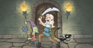 03 Dis Enchantment la serie animada inspirada en Juego de Tronos ya tiene trailer