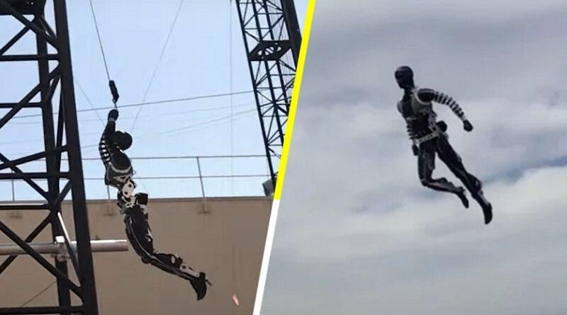 03 Disney crea los stuntronics robots para reemplazar a los dobles de accion