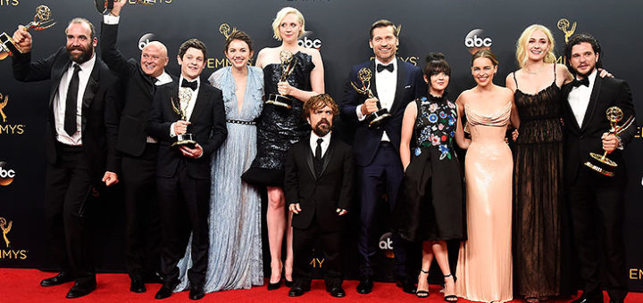 Game of Thrones es la serie más nominada a los Emmys con 22 candidaturas