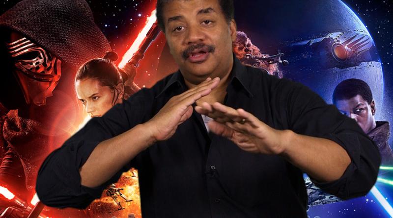 02 Neil DeGrasse explica que esta cientificamente correcto en Star Wars