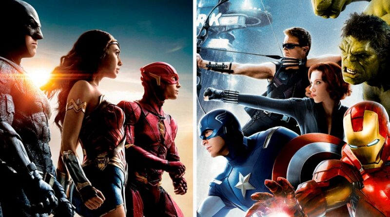 04 Por que a las peliculas de Marvel les va mejor que a las de DC Comics