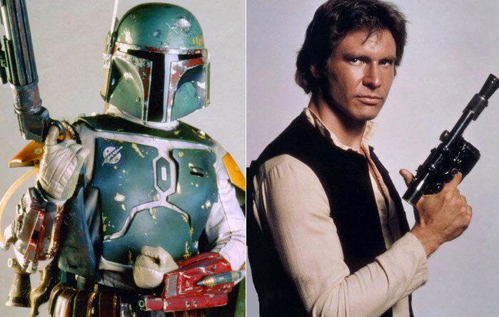 02 Star Wars Han Solo y Boba Fett serian los protagonistas del proximo spin-off