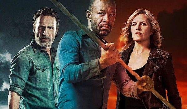 02 The Walking Dead ampliara el crossover con Fear The Walking Dead