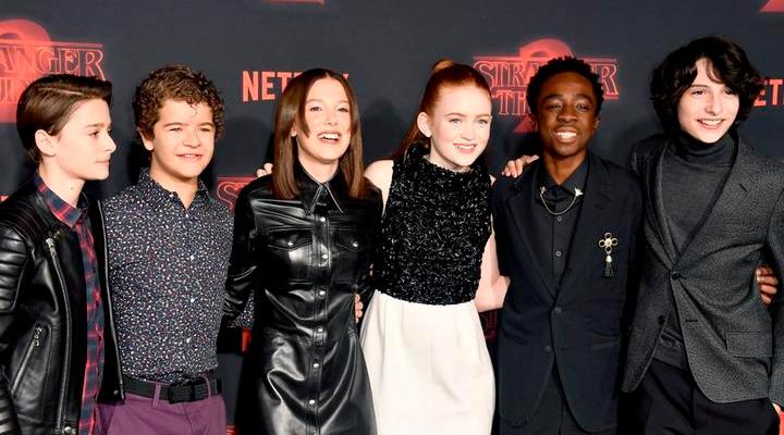 Los niños actores mejor pagados en la historia de la TV