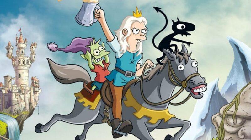 Matt Groening dejó de ver 'Juego de Tronos' para crear 'Desencanto'