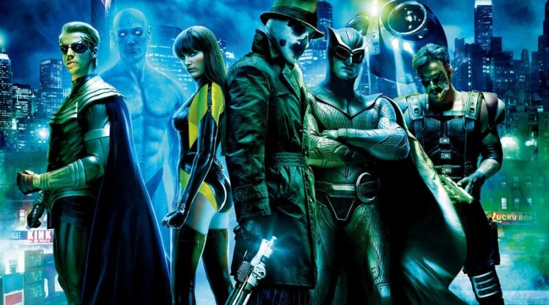 'Watchmen' tendrá serie y llegará el mismo año que Juego de Tronos