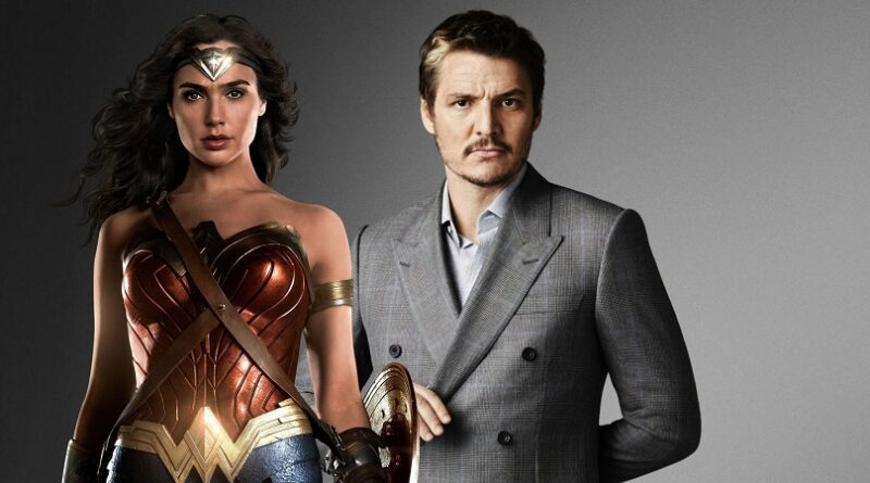 Aquí la primera imagen de Pedro Pascal en 'Wonder Woman'
