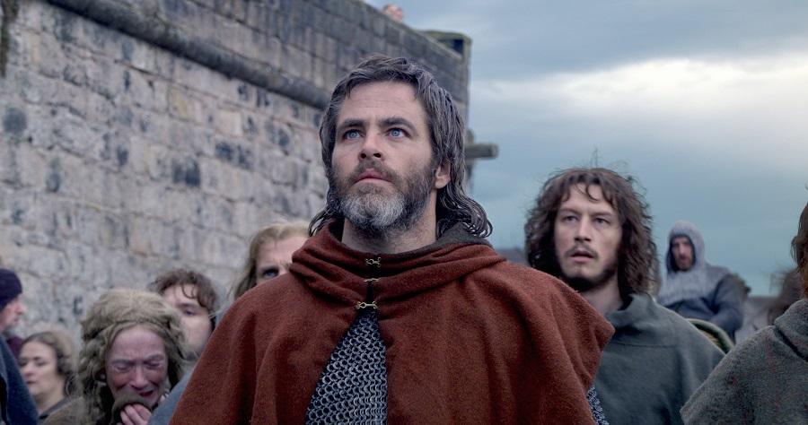 01 Netflix lanza trailer de Outlaw King su nueva produccion medieval