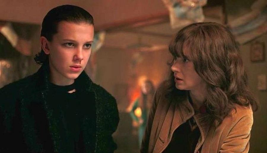 01 Stranger Things Millie Bobby Brown desea un romance entre estos personajes