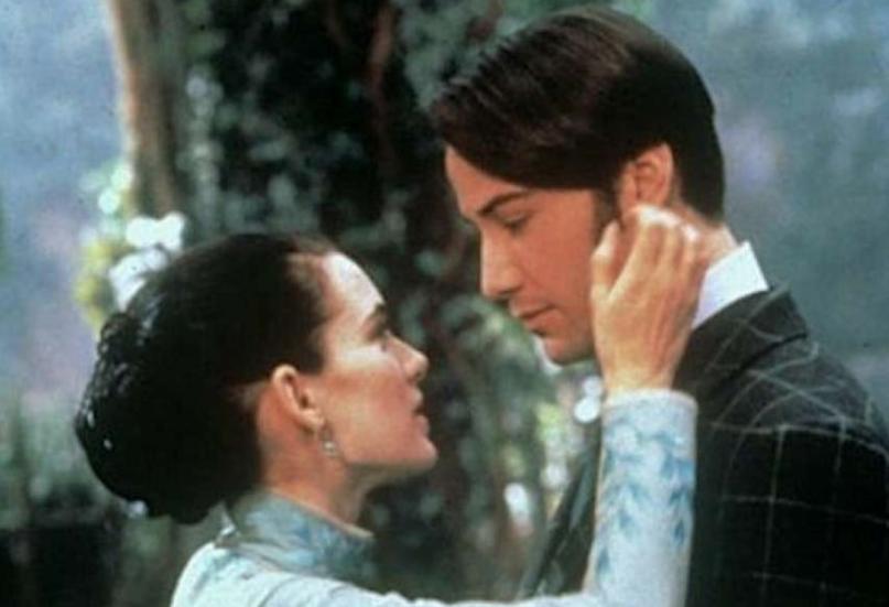 01 Winona Ryder y Keanu Reeves se habrian casado en los 90s sin saberlo