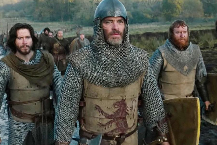 02 Netflix lanza trailer de Outlaw King su nueva produccion medieval