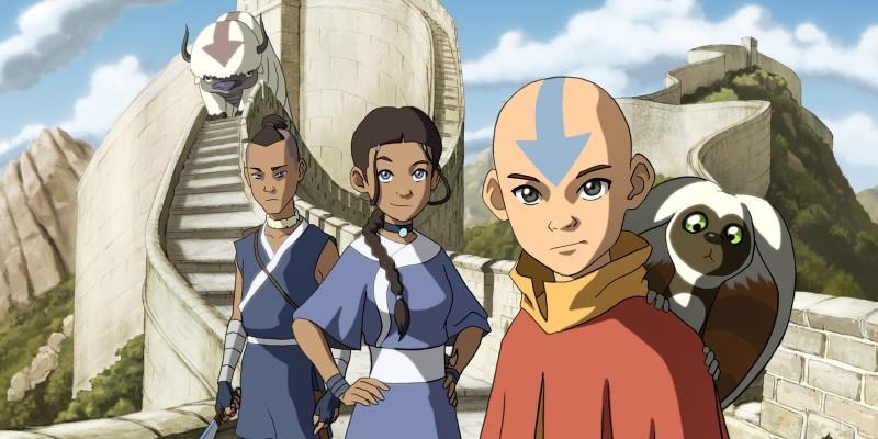 'Avatar La leyenda de Aang' llega a Netflix en formato live action