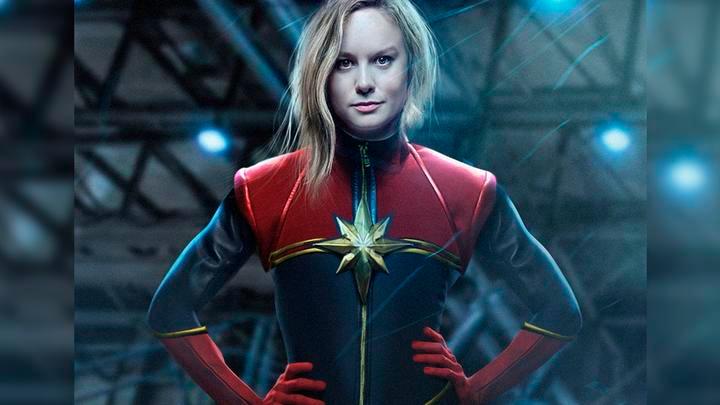'Capitana Marvel' Estas son los detalles que nos dejó el trailer
