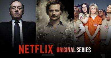 El Top 10 de los mejores contenidos originales de Netflix