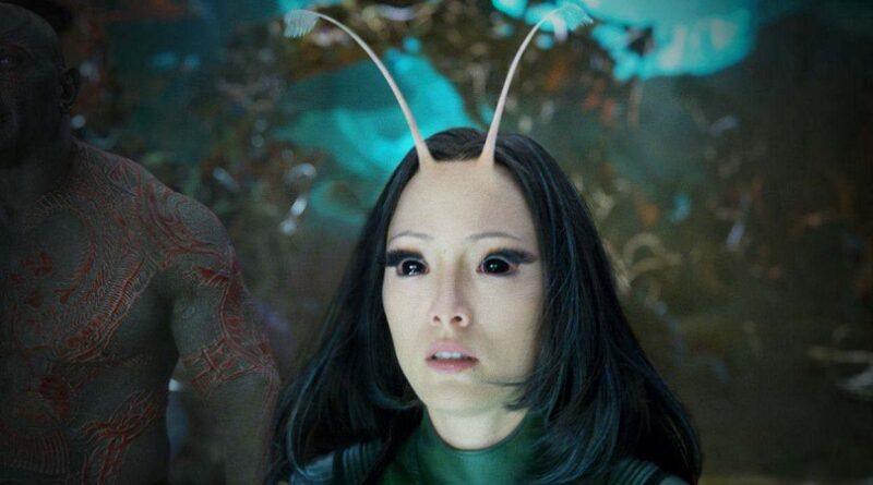 'Guardianes de la Galaxia' Esta era la verdadera forma de Mantis