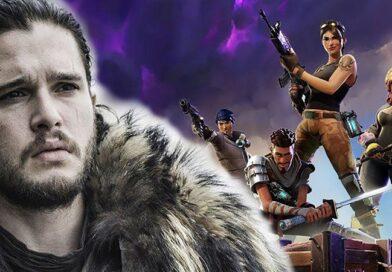 Jon Snow (Game of Thrones), se acerca al mundo de 'Fortnite' gracias a un usuario