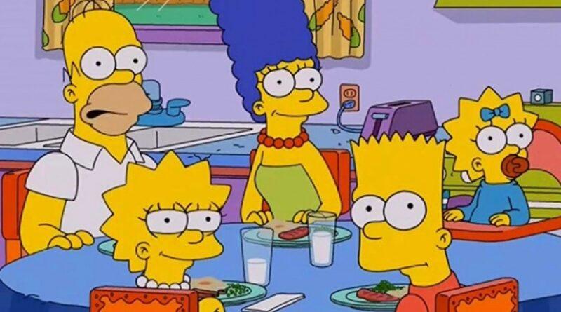 01 Los Simpsons Notaste este error en la serie animada que se hizo viral