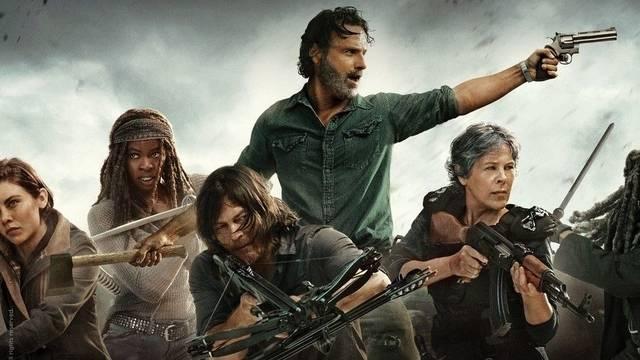 'The Walking Dead' AMC dice que habrá serie por 10 años más