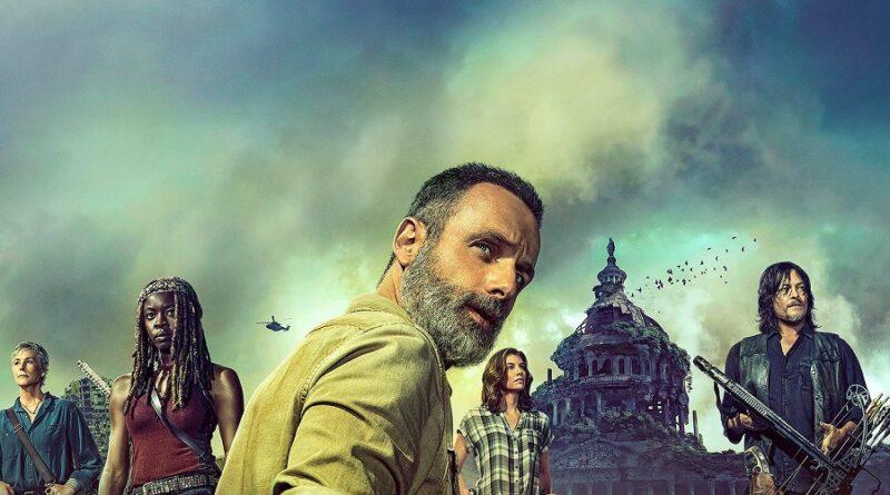 The Walking Dead Esta es la razón del cambio en el logo de la serie