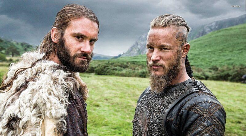 01 Vikings Actor comparte sangrienta foto con iconico personaje de la serie