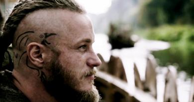 'Vikings' El simbolismo de los tatuajes detrás de los personajes de la serie