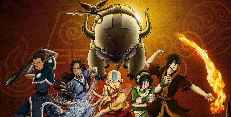 01 Avatar La leyenda de Aang llega a Netflix en formato live action