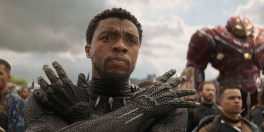 01 Mira como se ve Avengers Infinity War sin efectos visuales
