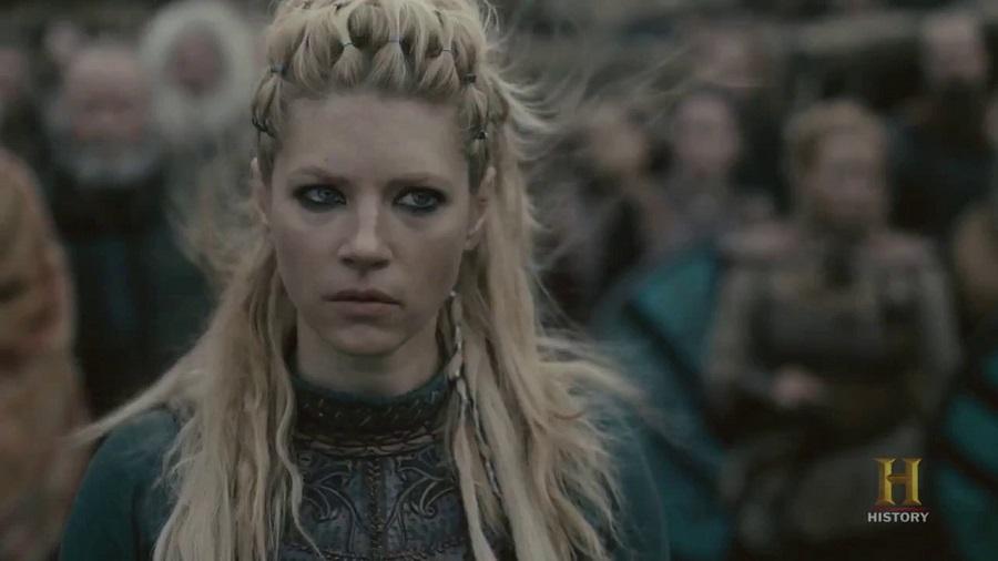 01 Vikings Lagertha estaria en peligro pero Ivar no seria el responsable