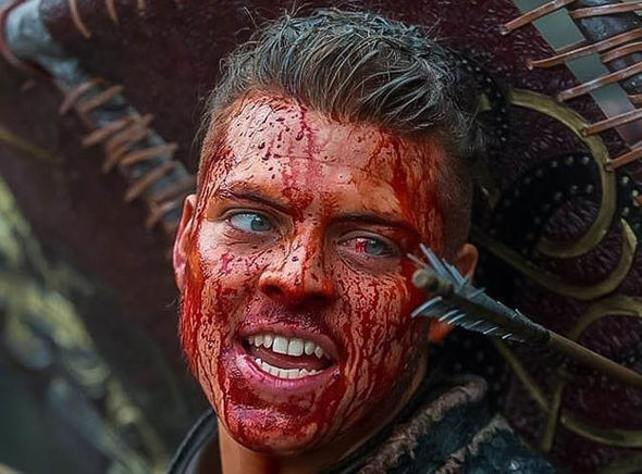 02 Vikings Lagertha estaria en peligro pero Ivar no seria el responsable