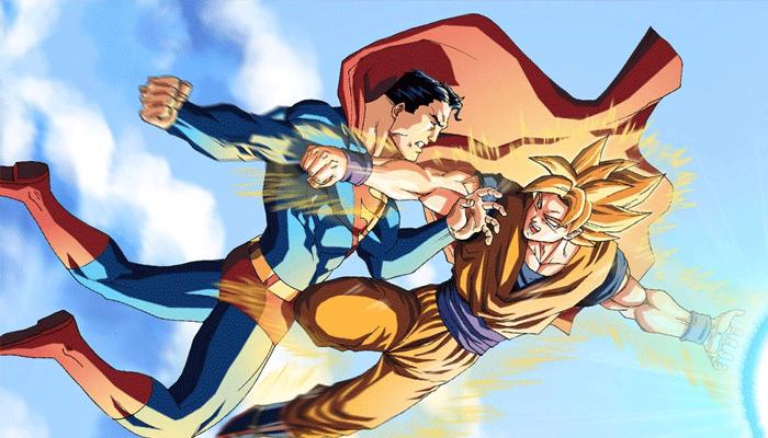 02 Youtuber japones transforma a Superman en anime