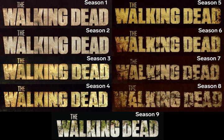 03 The Walking Dead Esta es la razon del cambio en el logo de la serie